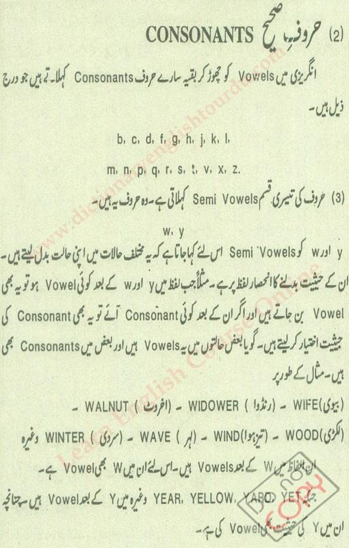 Alphabet Definition In Urdu - Photos Alphabet Collections