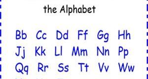 English Language Consonants